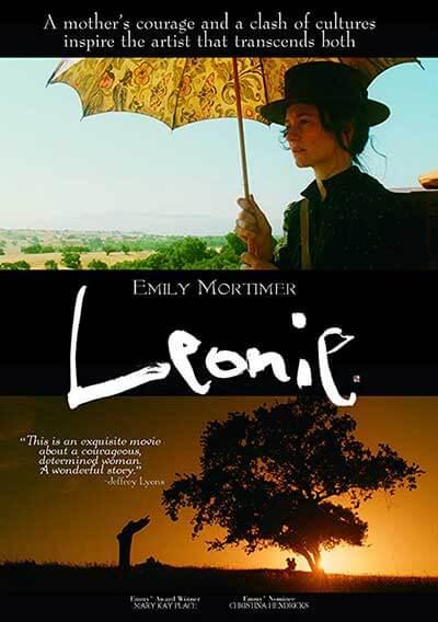 Leonie movie poster