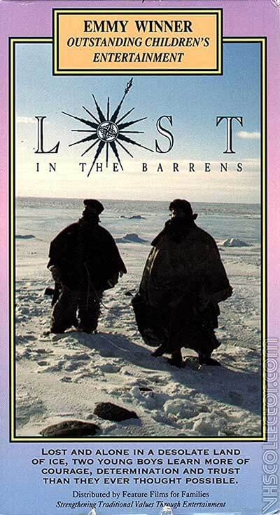 Lost in the Barrens movie poster