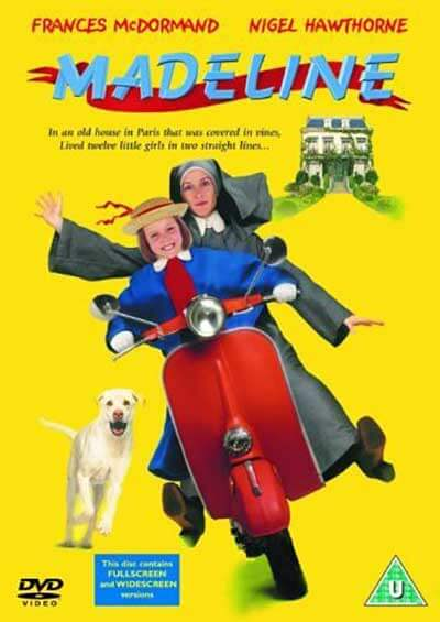 Madeline movie poster