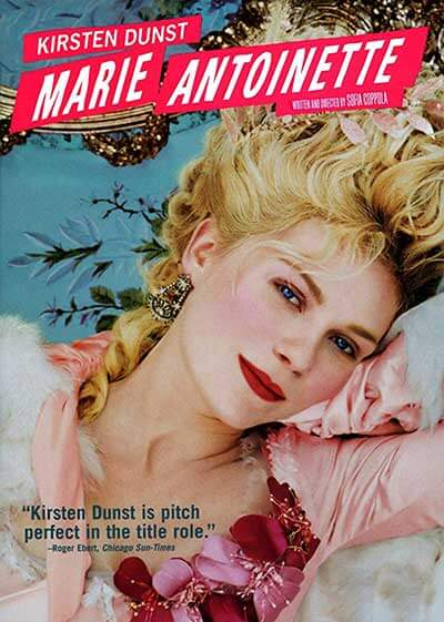 Marie Antoinette movie poster; The 50 Best Free Period Dramas to Watch on IMDB TV