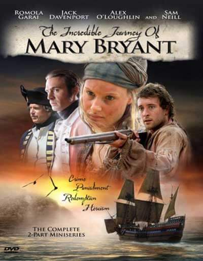 The Incredible Journey of Mary Bryant DVD cover; The 50 Best Free Period Dramas to Watch on IMDB TV