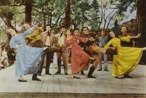 promotional image of Seven Brides for Seven Brothers