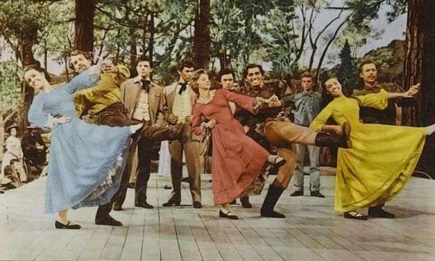 Seven Brides for Seven Brothers (1954) – A Musical That is Pure Fun Entertainment