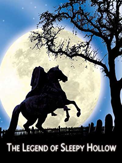 The Legend of Sleepy Hollow 1999 TV Movie Poster