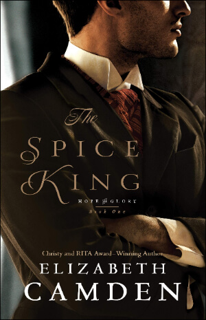 The Spice King; christian historical romance novels