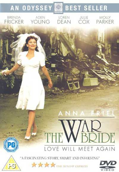 War Bride DVD cover