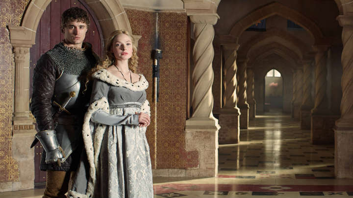 The White Queen: movies and shows like Victoria