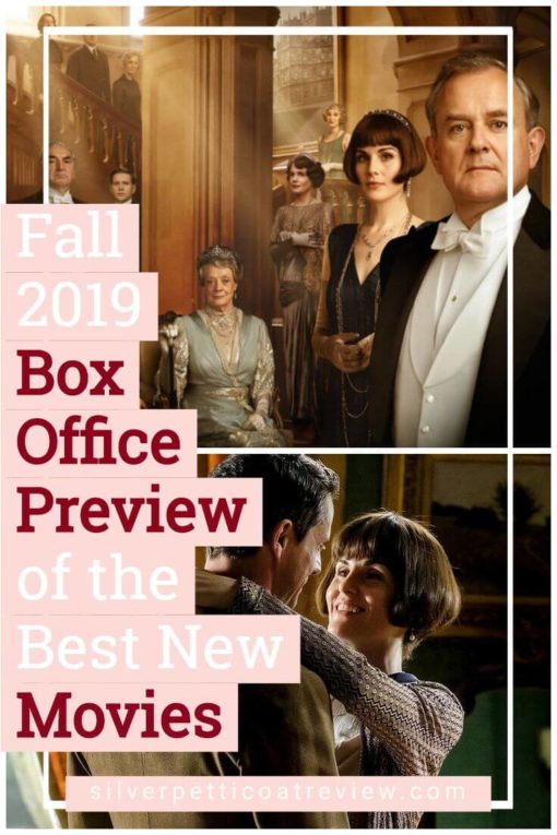Fall 2019 Box Office Preview of the Best New Movie Releases: PIN