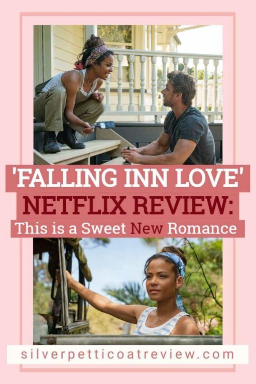 'Falling Inn Love' Netflix Review: This is a Sweet New Romance: pin