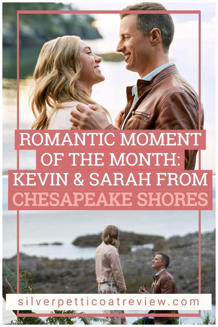 Romantic Moment of the Month: Kevin and Sarah From Chesapeake Shores: PIN