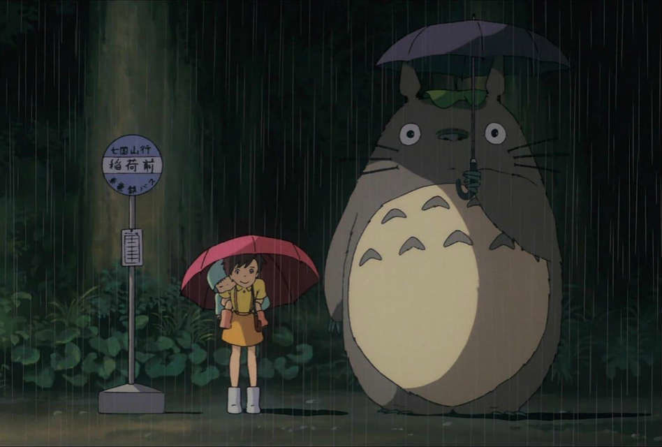 My Neighbor Totoro (1988): A Modern-Day Animated Classic