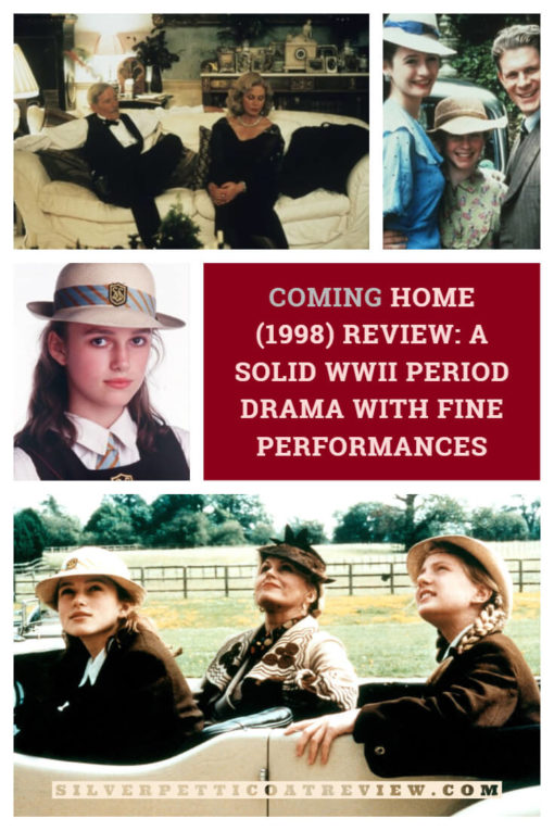 Coming Home (1998) Review: A Solid WWII Period Drama With Fine Performances: Pinterest image