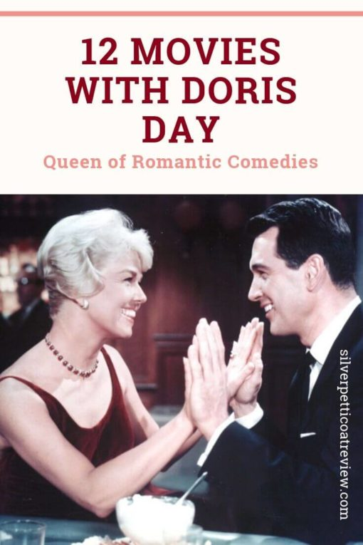 12 Movies with Doris Day, Queen of Romantic Comedies - PIN