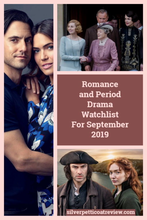 Romance and Period Drama Watchlist For September 2019: PIN