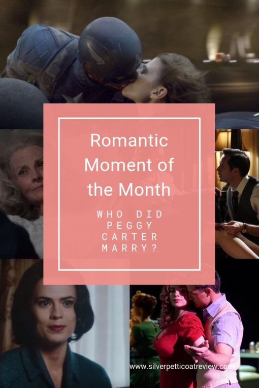 Romantic Moment of the Month: 'Avengers: Endgame' - Who Did Peggy Carter Marry? pin