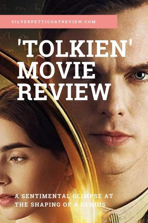 Tolkien Movie Review Pin