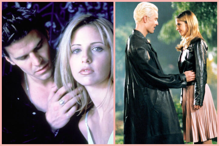 The Top 30 Romantic Vampire TV Shows, Ranked (Buffy the Vampire Slayer)