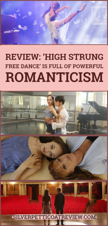 Review: 'High Strung Free Dance' is Full of Powerful Romanticism: Pinterest image