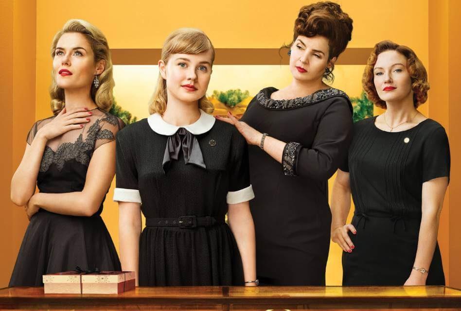 Ladies in Black – See This Elegant Period Drama Full of Style