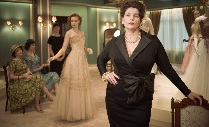 Ladies in Black Period Drama Review: Julia Ormond promotional image