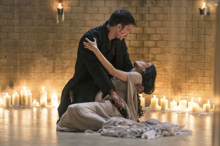 The Top 30 Romantic Vampire TV Shows, Ranked #PennyDreadful