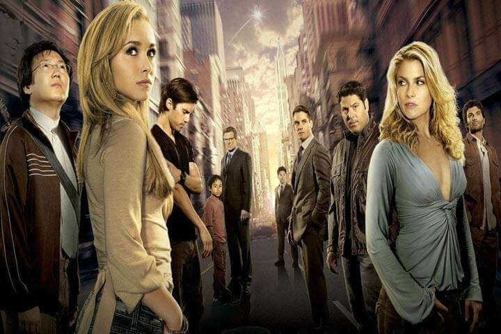 heroes; time travel tv shows