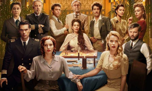 Watch the High Seas Season 2 Trailer: An Exciting New Mystery