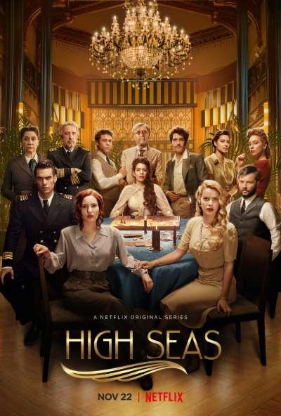 High Seas Season Two poster