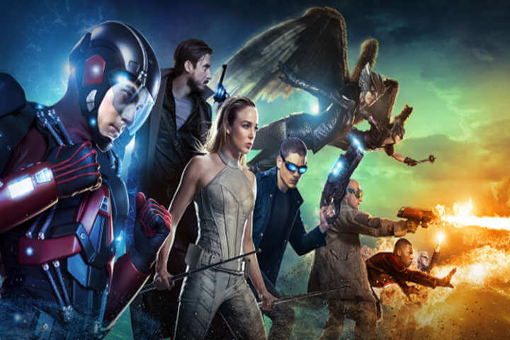 Legends of Tomorrow; time travel TV shows