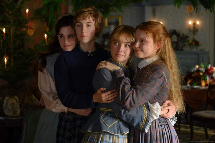 Little Women 2019; Enchanting Christmas Period Dramas