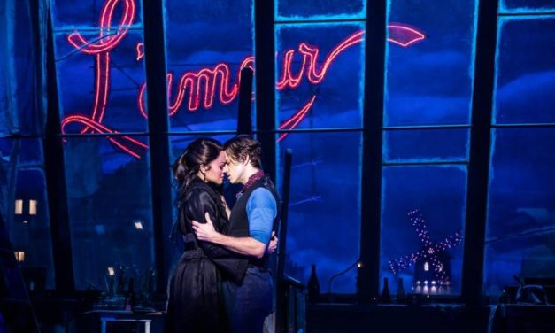'Moulin Rouge!' Review: This is a Flashy and Fun New Broadway Musical