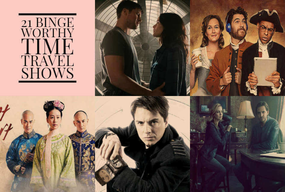 21 Time Travel TV Shows You Need to Binge-Watch