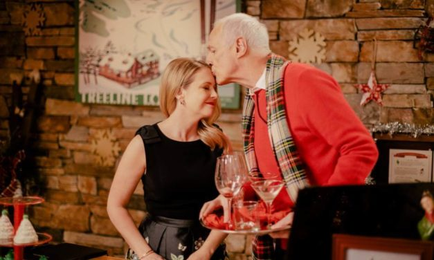 'Christmas Reservations' Review: An Irresistibly Sweet New Lifetime Movie