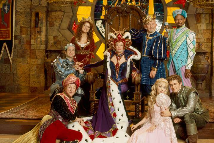Once Upon a Mattress publicity photo