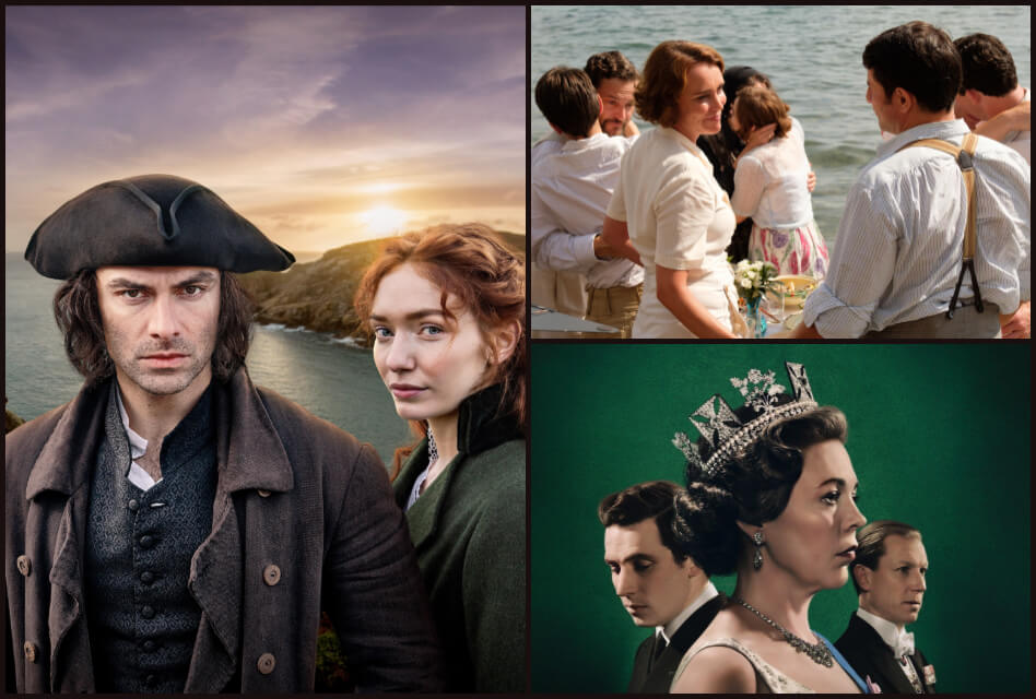 Ten 2019 Period Dramas To Be Thankful For: What are You Thankful For? - Featured Image for Article