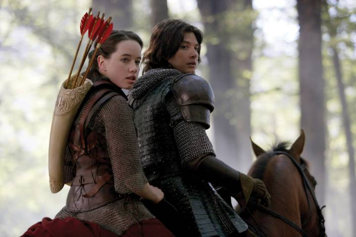 Chronicles of Narnia: Prince Caspian; 12 of the Best Romantic Period Drama Movies on Disney+ to Watch