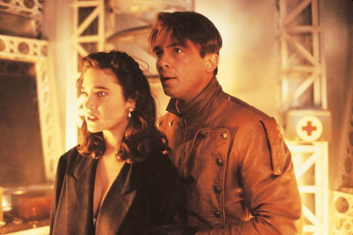 The Rocketeer; 12 of the Best Romantic Period Drama Movies on Disney+ to Watch