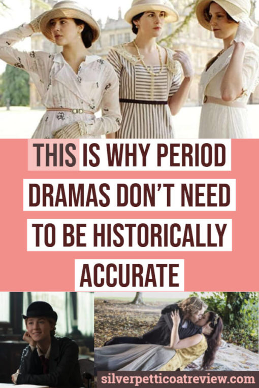 This is Why Period Dramas Don't Need to Be Historically Accurate: Pinterest image