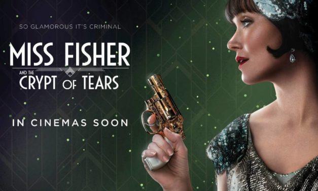 Romance News Roundup: Watch the New 'Miss Fisher' Movie Trailer