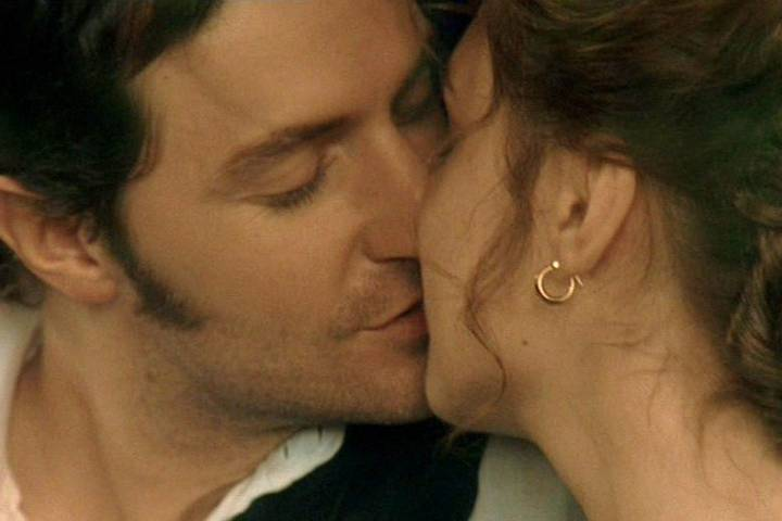 North and South BBC - kiss