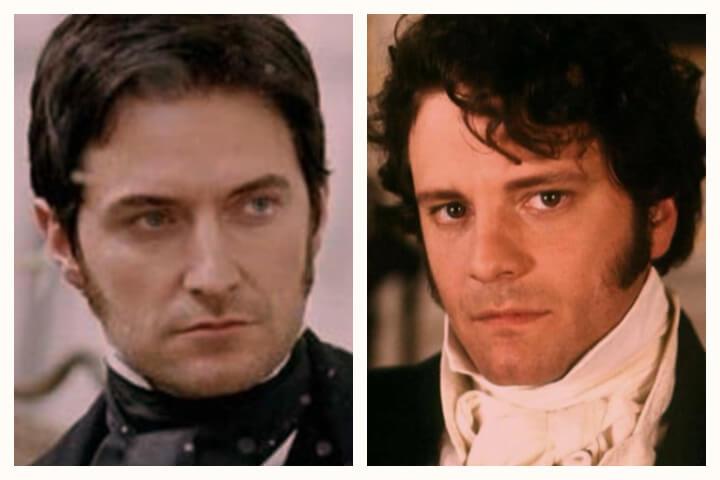 Mr. Darcy Vs Mr. Thornton