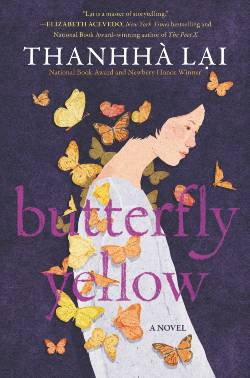 Butterfly Yellow Book Cover: The Silver Petticoat Review's Best 25 YA Novels of 2019
