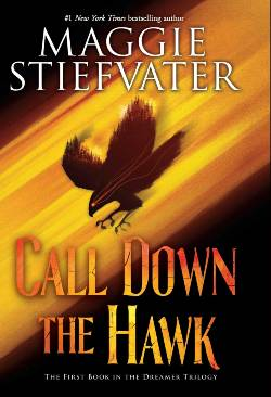 Call Down the Hawk Book Cover