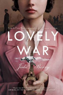 Lovely War Book Cover: The Silver Petticoat Review's 25 Best YA Novels of 2019