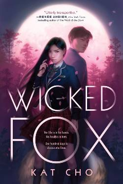 Wicked Fox Book Cover: The Silver Petticoat Review's 25 Best YA Novels of 2019