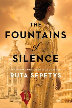 The Fountains of Silence Book Cover: The Silver Petticoat Review's 25 Best YA Novels of 2019