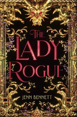 The Lady Rogue Book Cover