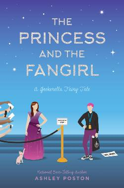 The Princess and the fangirl book cover