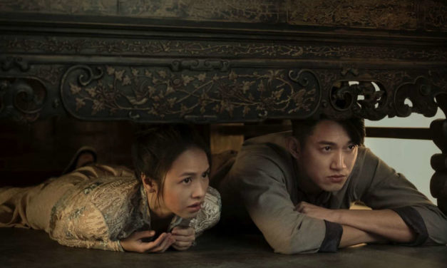 The Ghost Bride (2020): A Diverting Paranormal Adventure of an Adaptation