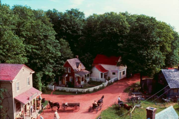 Avonlea town from Sullivan Entertainment; Kevin Sullivan Interview